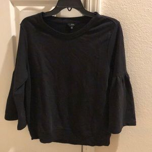 Joes Jeans fleece bell sweater